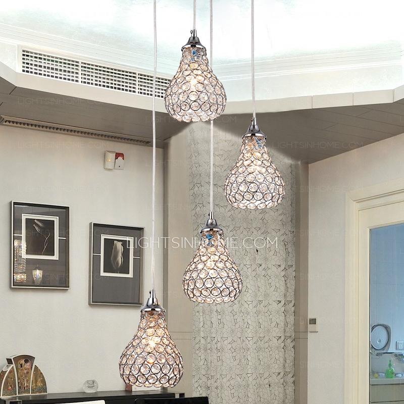 Brilliant Fashionable Octagon Pendant Lights Pertaining To 4 Light Octagon Bead Bathroom Pendant Lights (Image 6 of 25)