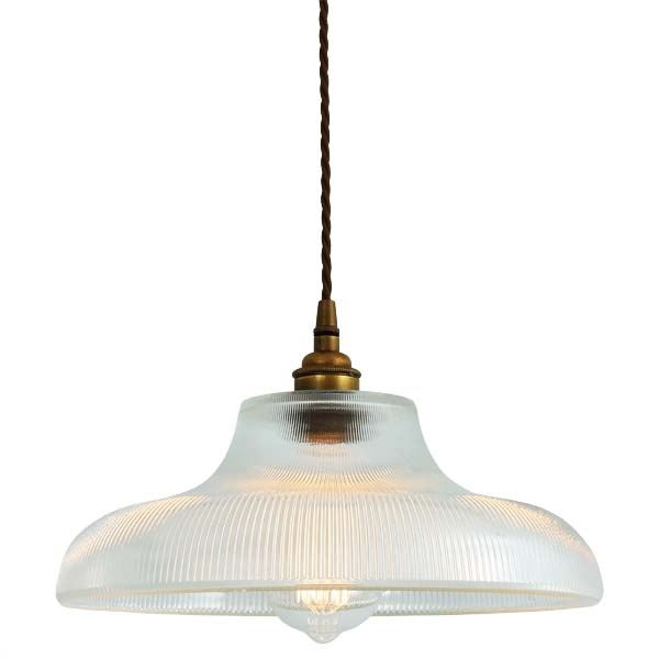 Brilliant Fashionable Railroad Pendant Lights Intended For Railroad Prismatic Pendant Large (View 4 of 25)