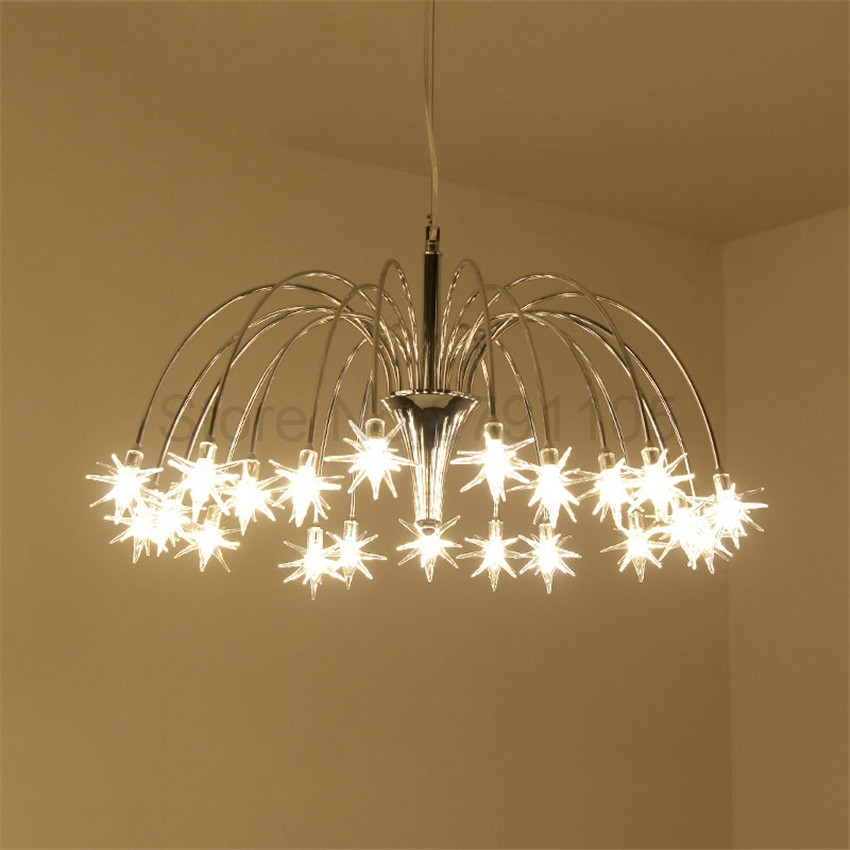 Brilliant Favorite Cluster Glass Pendant Light Fixtures Pertaining To Popular Cluster Glass Pendant Light Buy Cheap Cluster Glass (Image 5 of 25)