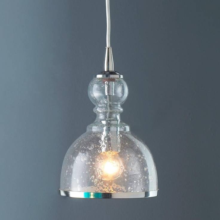 Brilliant Favorite Mercury Glass Pendant Lights At Anthropologie Pertaining To 15 Best Glass Pendants Images On Pinterest (Image 5 of 25)
