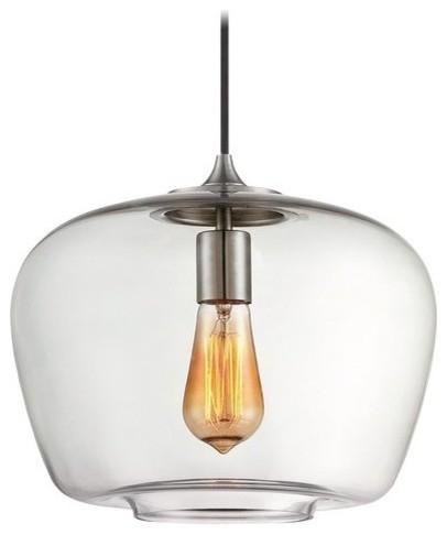 Brilliant Favorite Minka Lavery Pendant Lights Pertaining To Minka Lavery 2260 84 Retro Glass 1 Light 1375 Height Mini (Image 5 of 25)