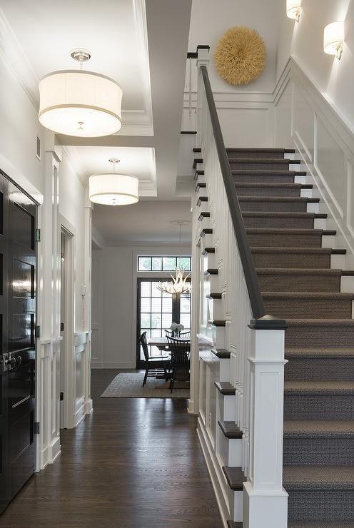 Brilliant Latest Entrance Hall Pendant Lights Inside Best 25 Hallway Lighting Ideas On Pinterest Hallway Light (View 11 of 25)