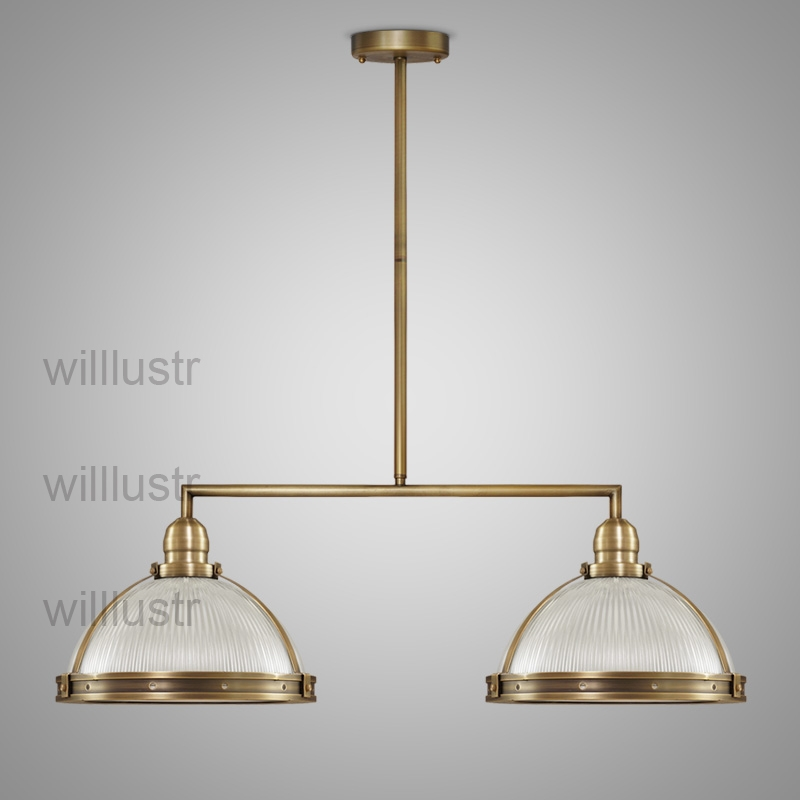 Brilliant New Clemson Pendant Lights Throughout Willlustr Vintage Clemson Prismatic Glass Pendant Light Suspension (Image 3 of 25)