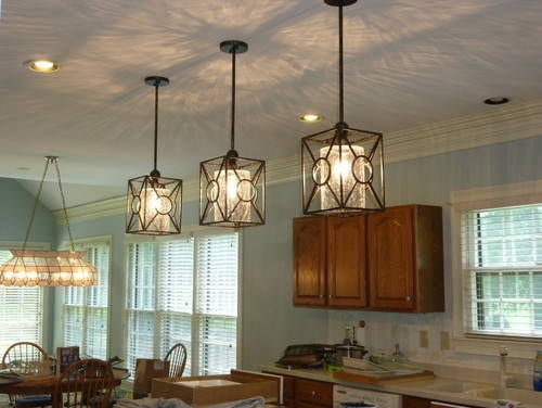 Brilliant New Cracked Glass Pendant Lights For 1 Old World Spanish Style Mini Pendant Light Crackled Glass (Image 4 of 25)