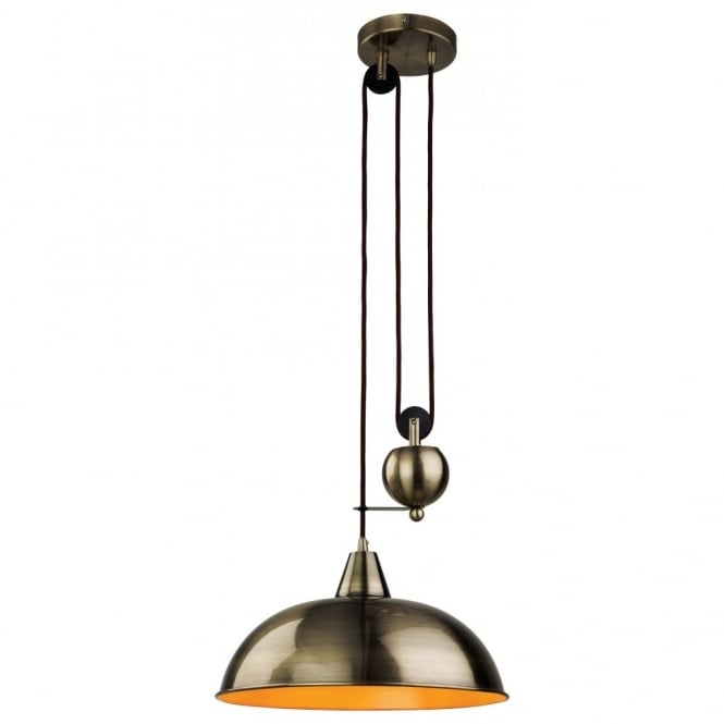Brilliant Premium Pull Down Pendant Lights With Regard To Rise And Fall Ceiling Lights Pull Down Lighting For Over Tables (Image 6 of 25)