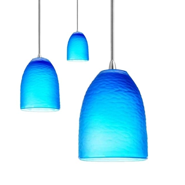 Brilliant Top Blue Pendant Light Fixtures With Regard To Blue Pendant Light Fixtures Campernel Designs (Image 6 of 25)
