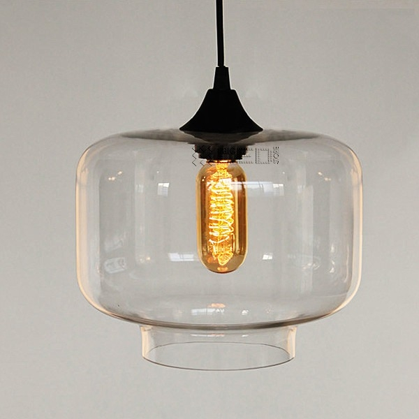 Brilliant Top Glass Pendant Ceiling Lights Inside Wonderful Glass Pendant Ceiling Lights New Modern Retro Glass (Image 7 of 25)