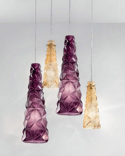 Brilliant Trendy Murano Glass Lighting Pendants With Murano Chandeliers Murano (Image 8 of 25)
