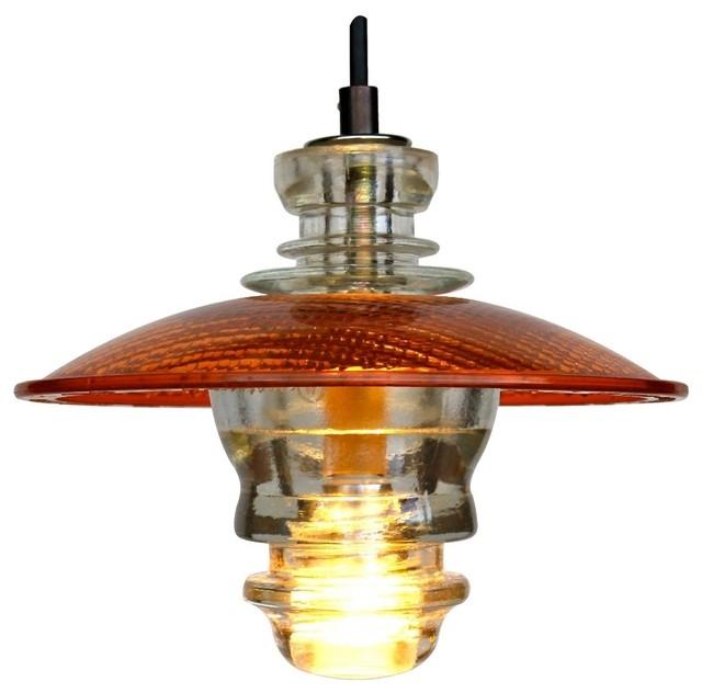 Brilliant Trendy Railroad Pendant Lights With Insulator Led Pendant Lantern Industrial Pendant Lighting (View 18 of 25)