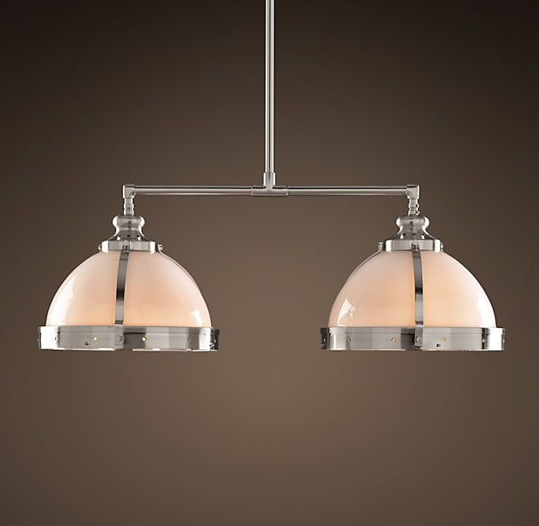 Brilliant Unique Double Pendant Light Fixtures Inside 76 Best Kitchen Pendant Images On Pinterest (Image 3 of 25)