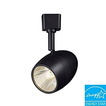 Brilliant Unique Hampton Bay Track Light Fixtures Pertaining To Hampton Bay Track Lighting 256 In 1 Light Black Dimmable (Image 5 of 25)