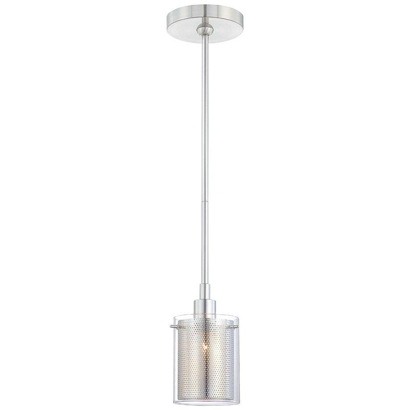 Brilliant Unique Miniature Pendant Lights Pertaining To Modern Mini Pendant Lighting Allmodern (Image 9 of 25)