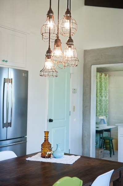 Brilliant Variety Of Bare Bulb Hanging Pendant Lights Throughout Home Decor Home Lighting Blog Blog Archive Industrial (Image 6 of 25)