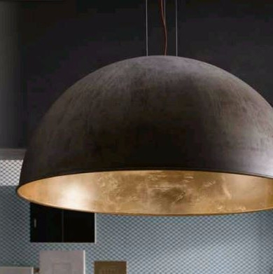 Brilliant Variety Of Large Dome Pendant Lights With Large Italian Made Dome Pendant Assorted Configurations (View 1 of 25)