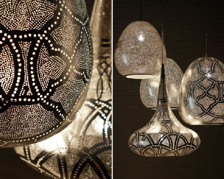 Brilliant Variety Of Moroccan Punched Metal Pendant Lights With 62 Best L I G H T I N G Images On Pinterest (View 24 of 25)