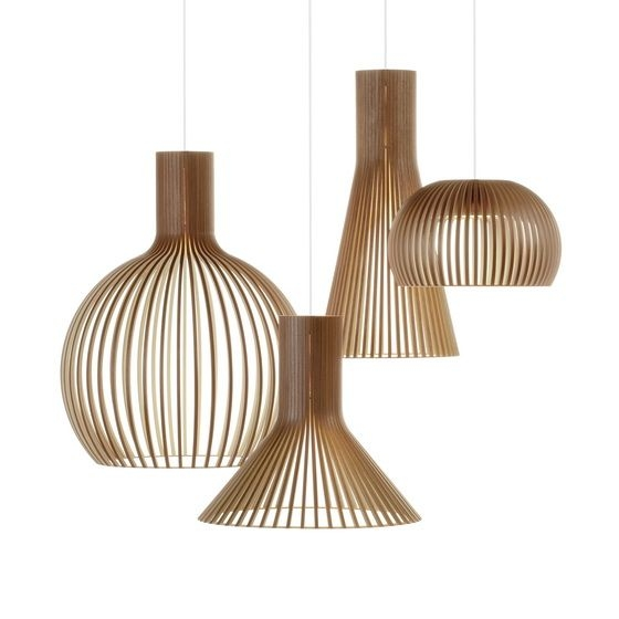 Brilliant Well Known Bent Wood Pendant Lights In Bentwood Pendant Light Tequestadrum (Image 9 of 25)