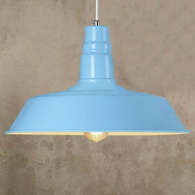 Brilliant Well Known Blue Pendant Light Shades Inside Fashion Style Blue Industrial Lighting Beautifulhalo (Image 6 of 25)