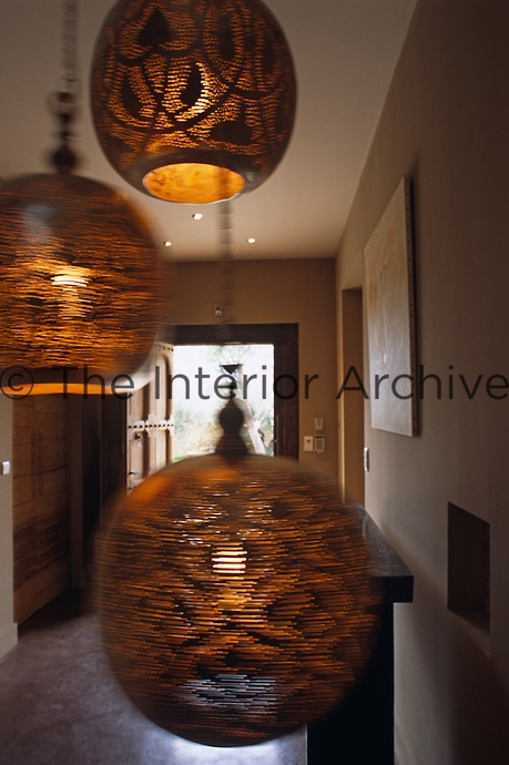 Brilliant Wellknown Entrance Pendant Lights Inside Nicolas Matheus The Interior Archive (Image 6 of 25)