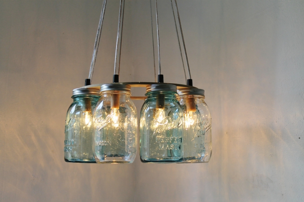 Brilliant Well Known Recycled Glass Pendant Lights With Brilliant Recycled Light Fixtures Cool Recycled Light Fixtures (Image 4 of 25)