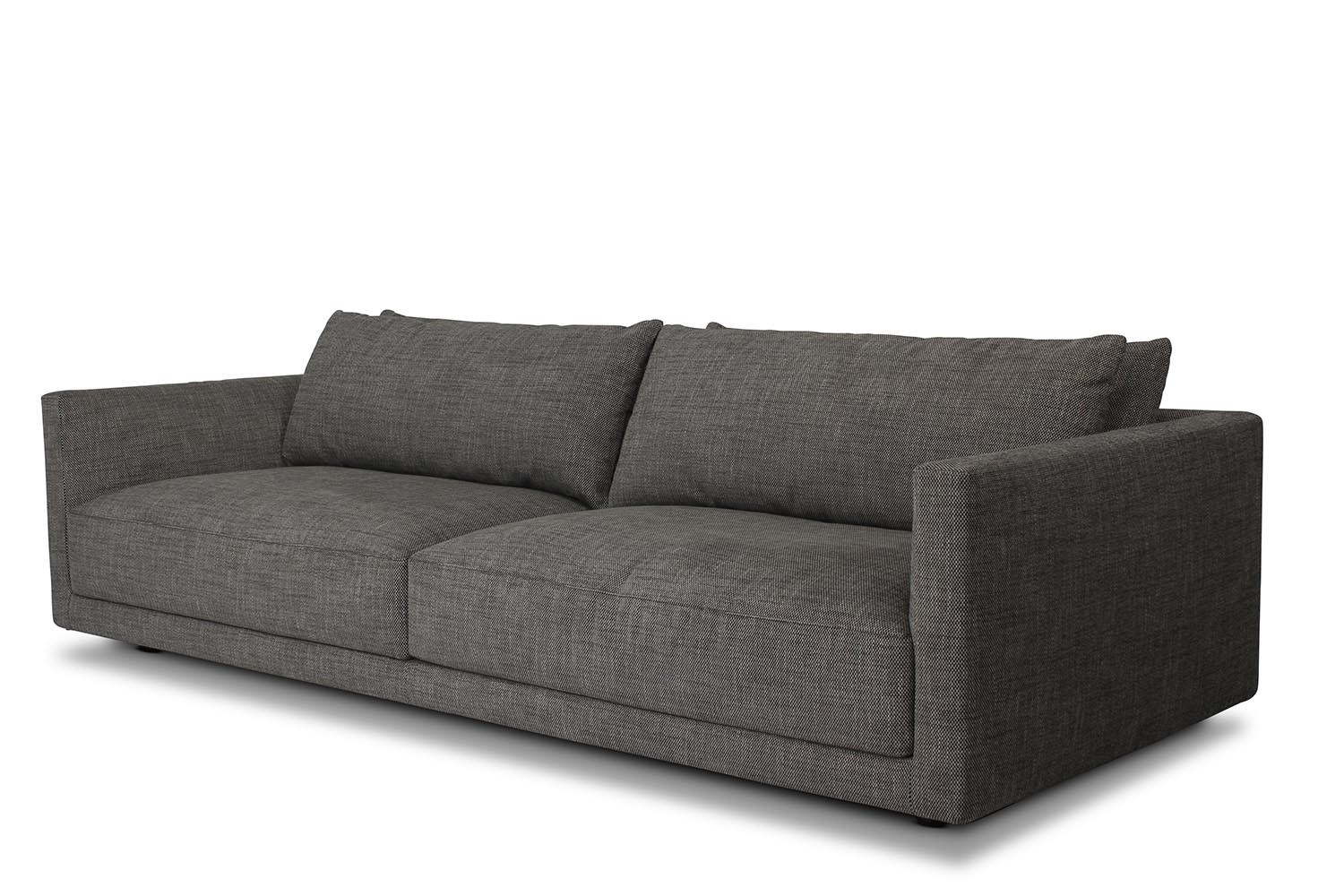 Bristol Sofa Cm 254 Poliform Design Jean Marie Massaud Inside Bristol Sofas (Image 4 of 15)
