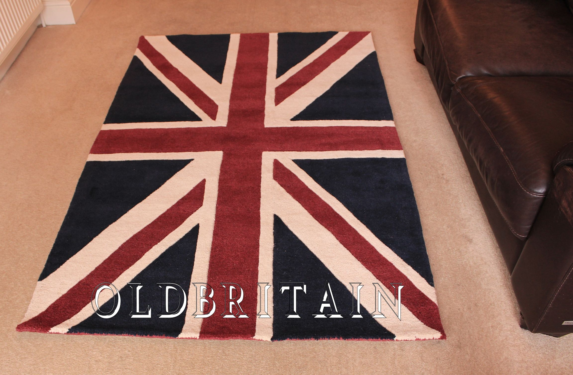 British Flag Rug Ideas Home Furniture Ideas Inside British Flag Rugs (Image 1 of 15)
