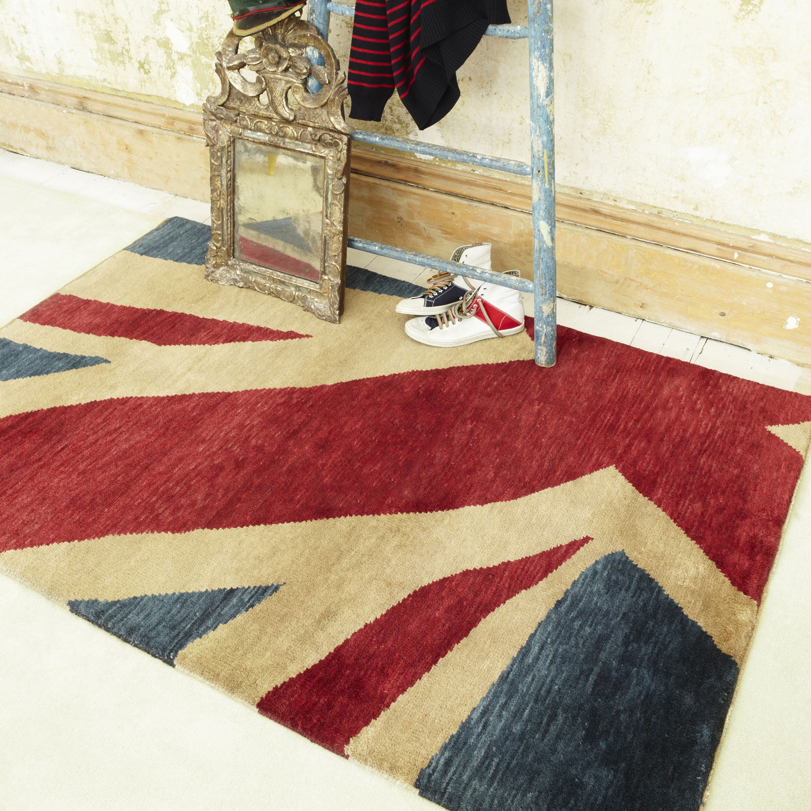 British Flag Rugs Home Decors Collection Throughout British Flag Rugs (Image 2 of 15)