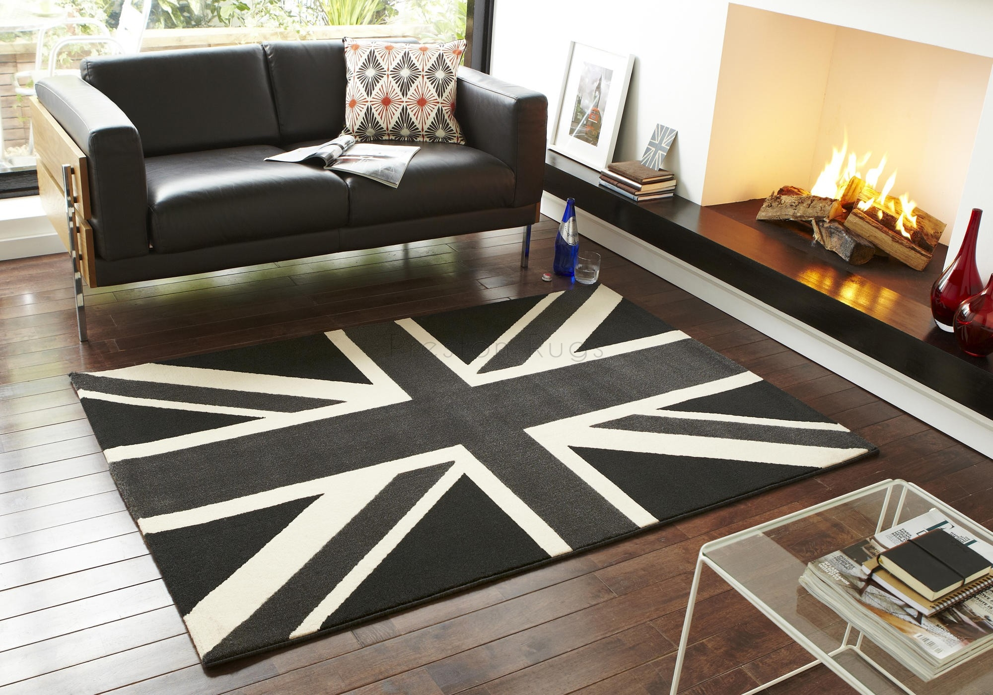 British Flag Rugs Roselawnlutheran In British Flag Rugs (Image 5 of 15)