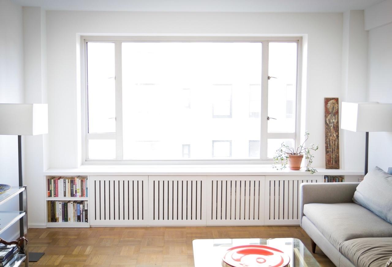 Brooklyn Bookcasing Regarding Radiator Cabinet Bookcase (View 10 of 15)