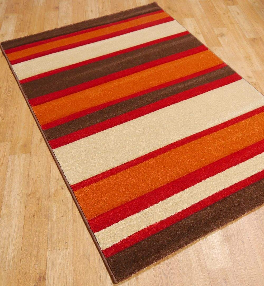 Brown And Orange Rugs Roselawnlutheran Intended For Brown Orange Rugs (Image 2 of 15)