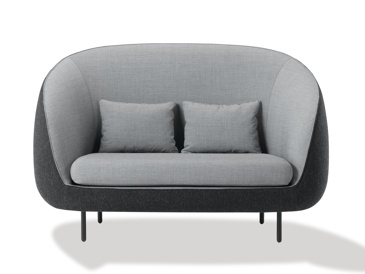 Buy The Fredericia Haiku Two Seater Sofa At Nestcouk For Two Seater Chairs (Image 3 of 15)