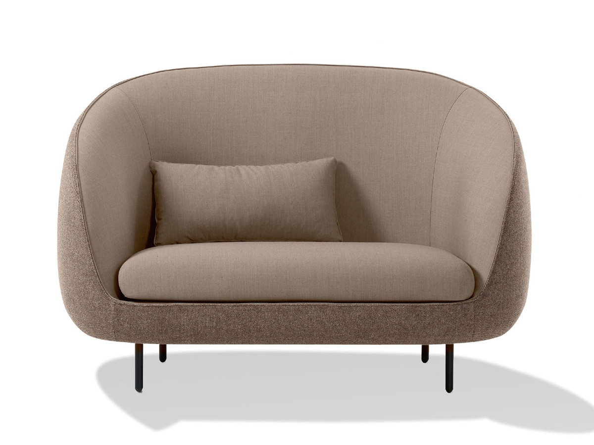 Buy The Fredericia Haiku Two Seater Sofa At Nestcouk Within Two Seater Sofas (Image 6 of 15)