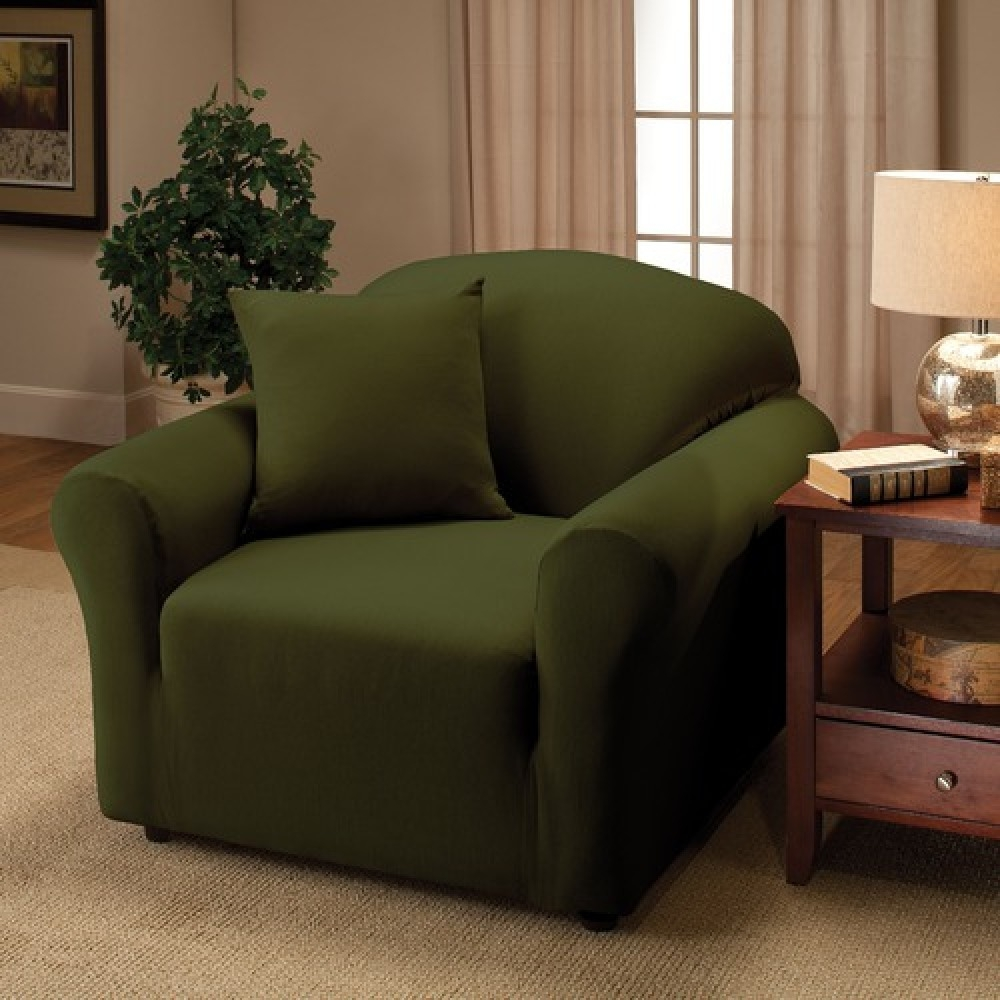 Buying Guide The Best Slipcovers To Give Your Sofa A Fresh Look Pertaining To Sofa And Chair Slipcovers (Image 2 of 15)