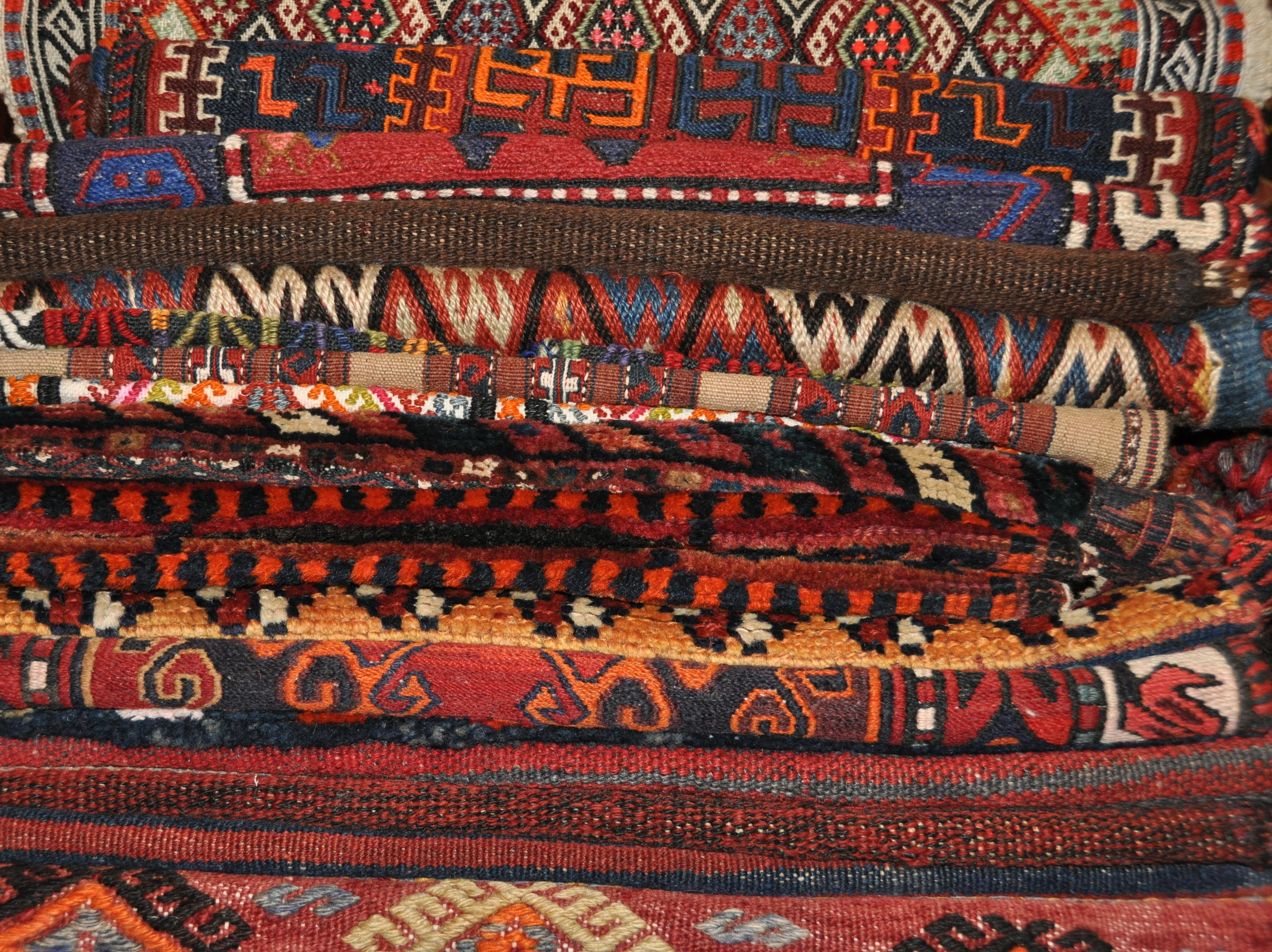 Care Cleaning Of Your Handmade Rug The Kilim Diaries Throughout Handmade Rugs (Image 8 of 15)
