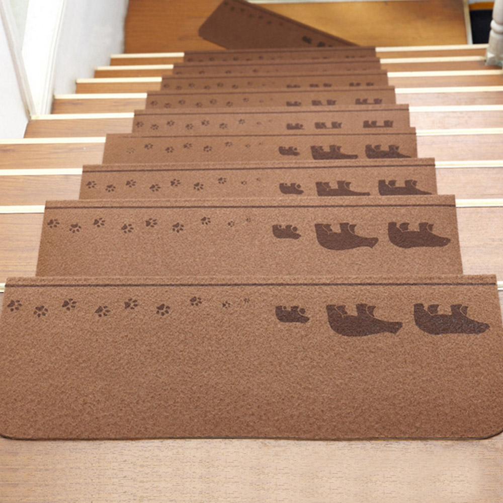 Carpet For Staircase Promotion Shop For Promotional Carpet For Throughout Stair Tread Carpet Adhesive (Image 4 of 15)