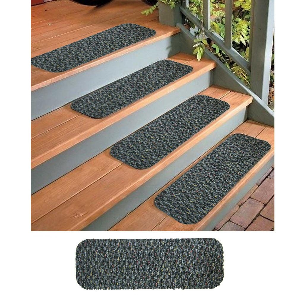 Carpet Stair Treads Of Braided Creative Chair Designs Pertaining To Grey Carpet Stair Treads (Image 3 of 15)