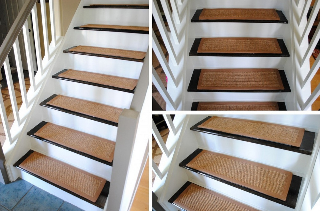 Carpet Stair Treads Set Of 15 The Stair Treads Carpet As Perfect For Carpet Stair Treads Set Of  (Image 5 of 15)