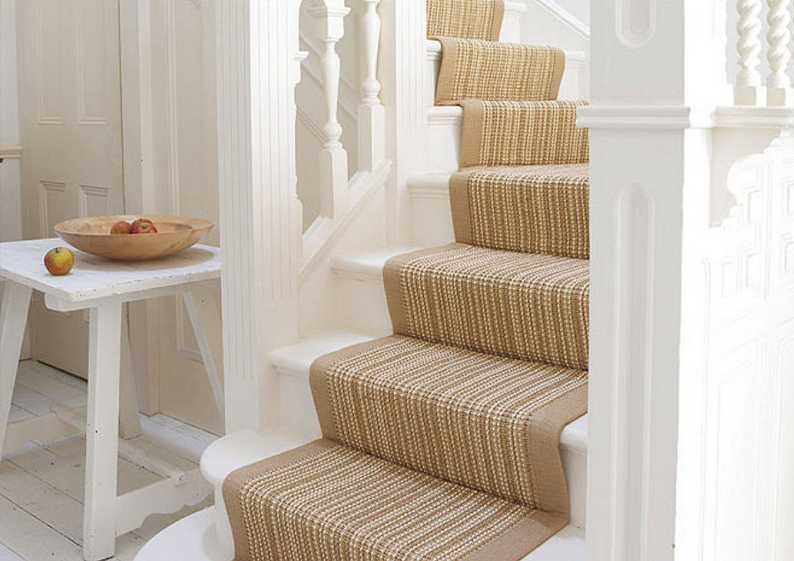 Carpet Stair Treads Set Of 15 The Stair Treads Carpet As Perfect Pertaining To Carpet Stair Treads Set Of  (Image 6 of 15)