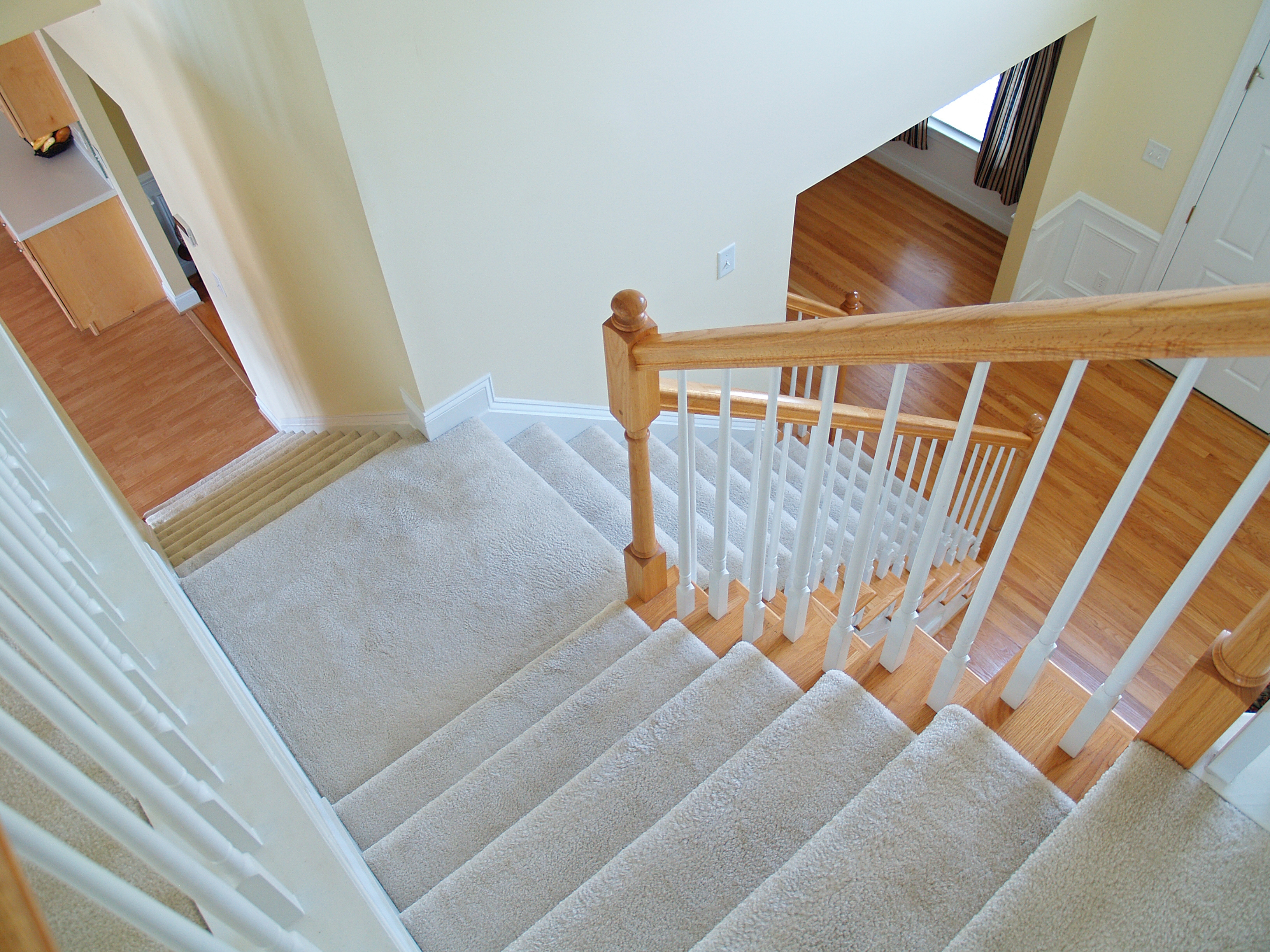 Carpet Vs Hardwood Stairs Which Would Increase My Resale Value Within Carpet For Wood Stairs (View 11 of 15)