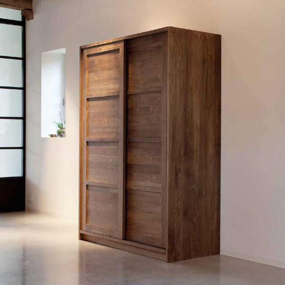 Casateak Custom Made Solid Wood Wardrobes Built In Wardrobes Intended For Solid Wood Built In Wardrobes (Image 6 of 15)