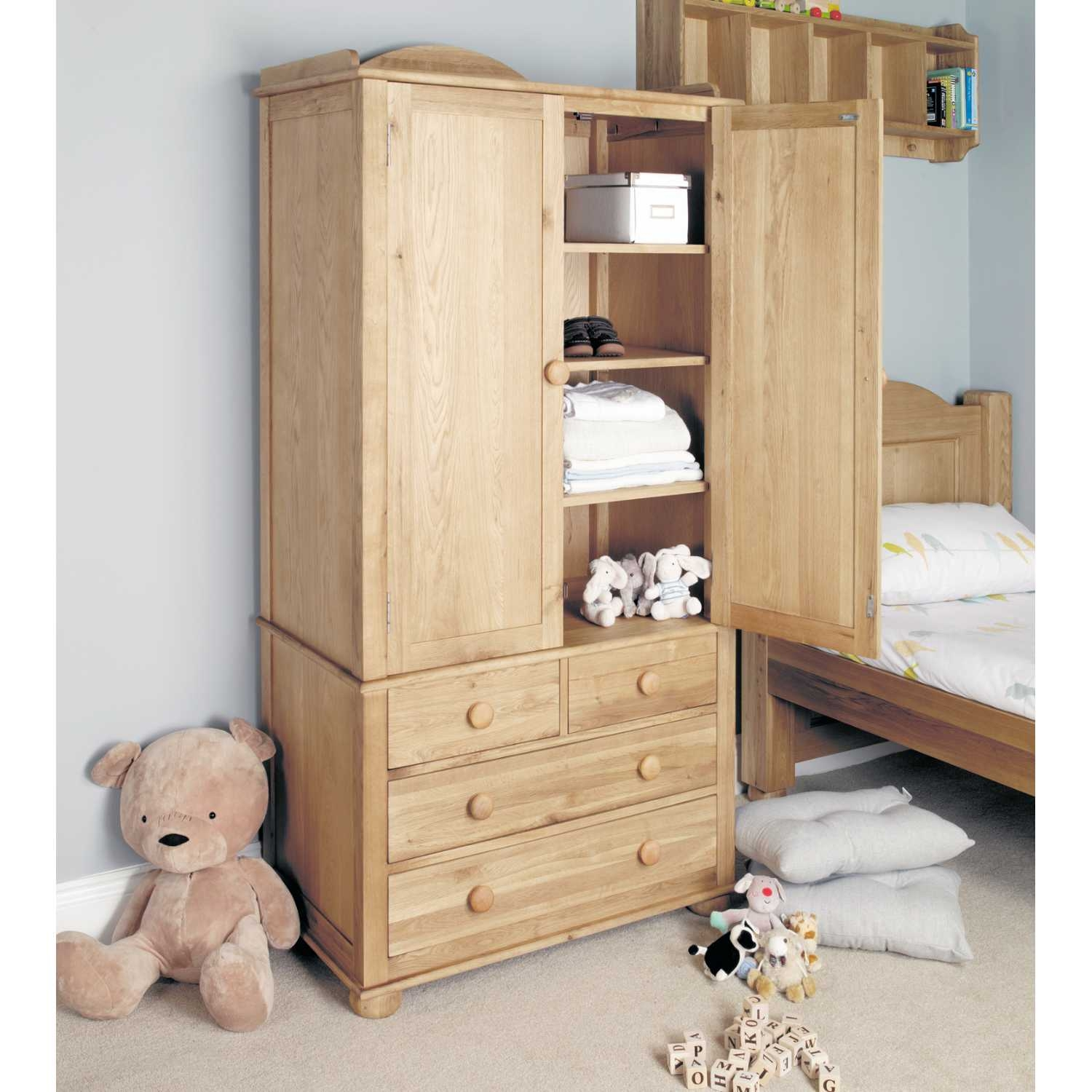 Featured Image of Wardrobe With Drawers And Shelves