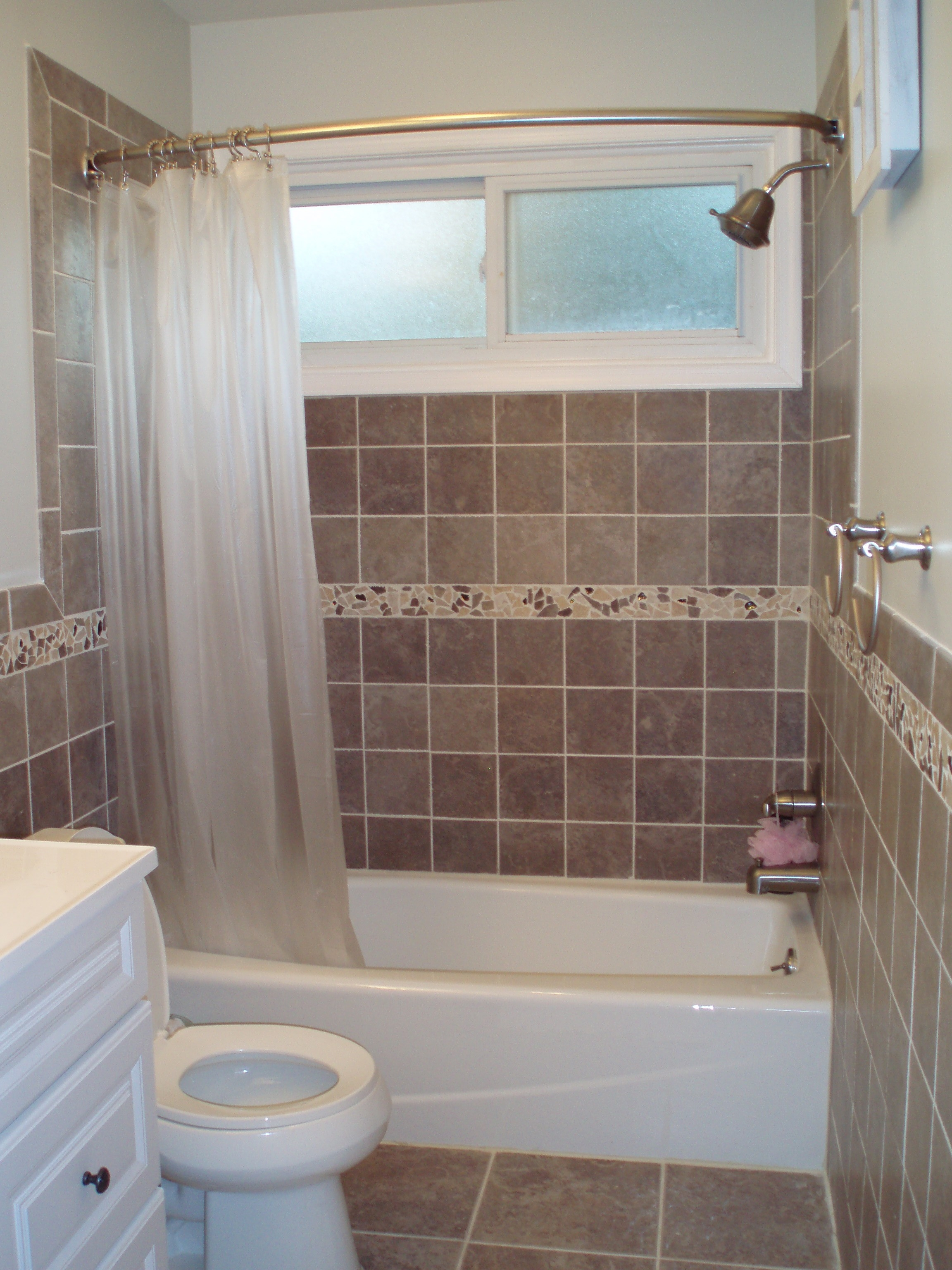 Ceiling Mounted Shower Curtain Homesfeed Inside Shower Curtain Wall Mounts (Image 4 of 25)