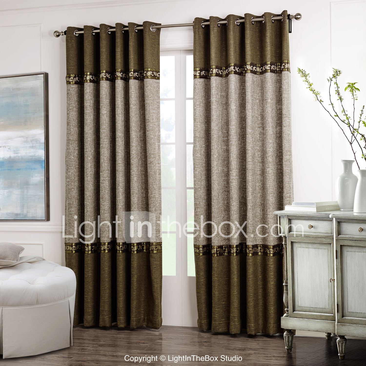 Cheap Curtains Drapes Online Curtains Drapes For 2017 Inside Dark Grey Sheer Curtains (Image 4 of 25)
