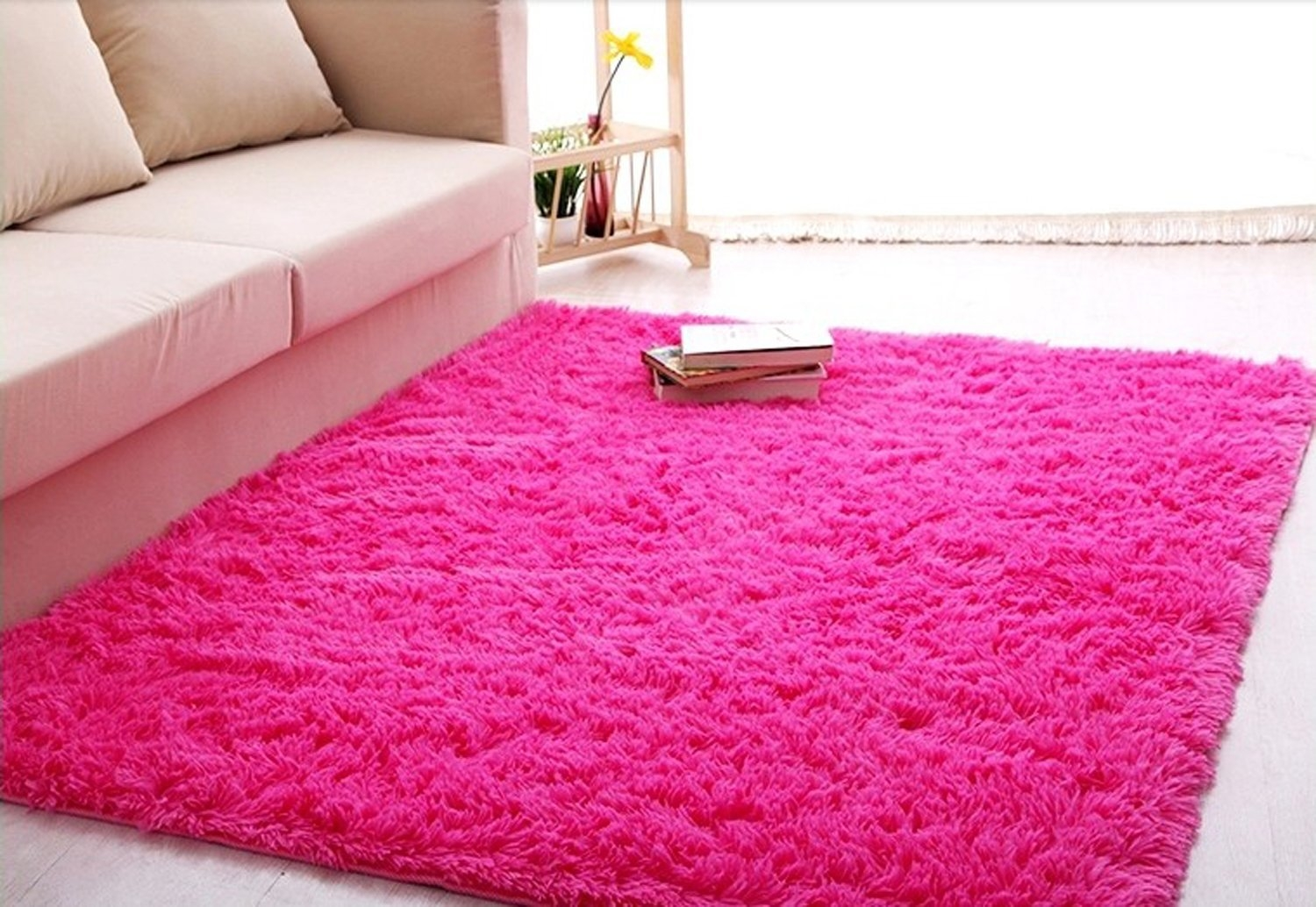 Cheap Pink Rug Roselawnlutheran Pertaining To Pink Alphabet Rugs (Image 4 of 15)