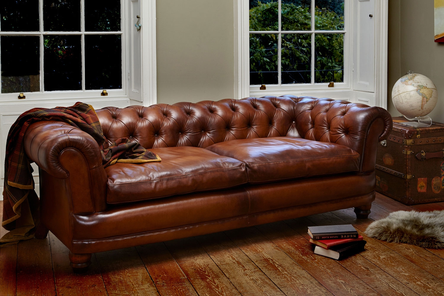 Chesterfield Sofa History Hmmi Intended For Small Chesterfield Sofas (Image 4 of 15)