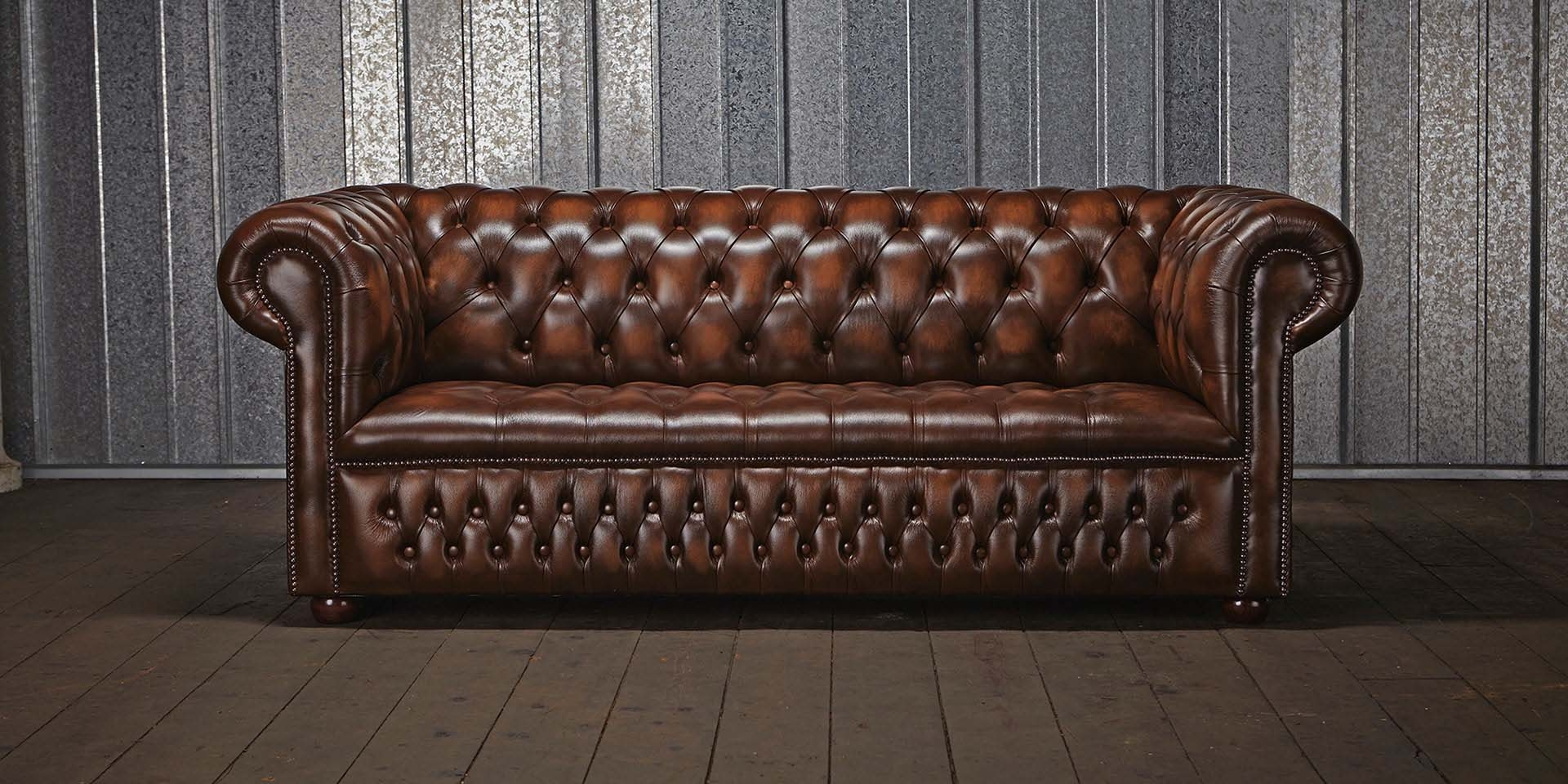 Chesterfields Of England The Original Chesterfield Company For Leather Chesterfield Sofas (Image 8 of 15)