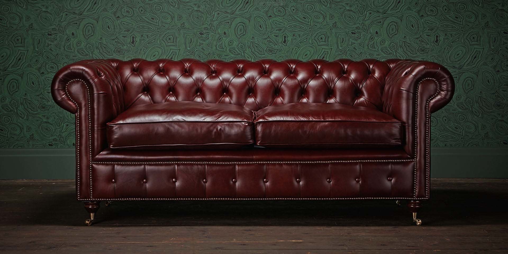 Chesterfields Of England The Original Chesterfield Company Throughout Chesterfield Sofa And Chair (Image 9 of 15)