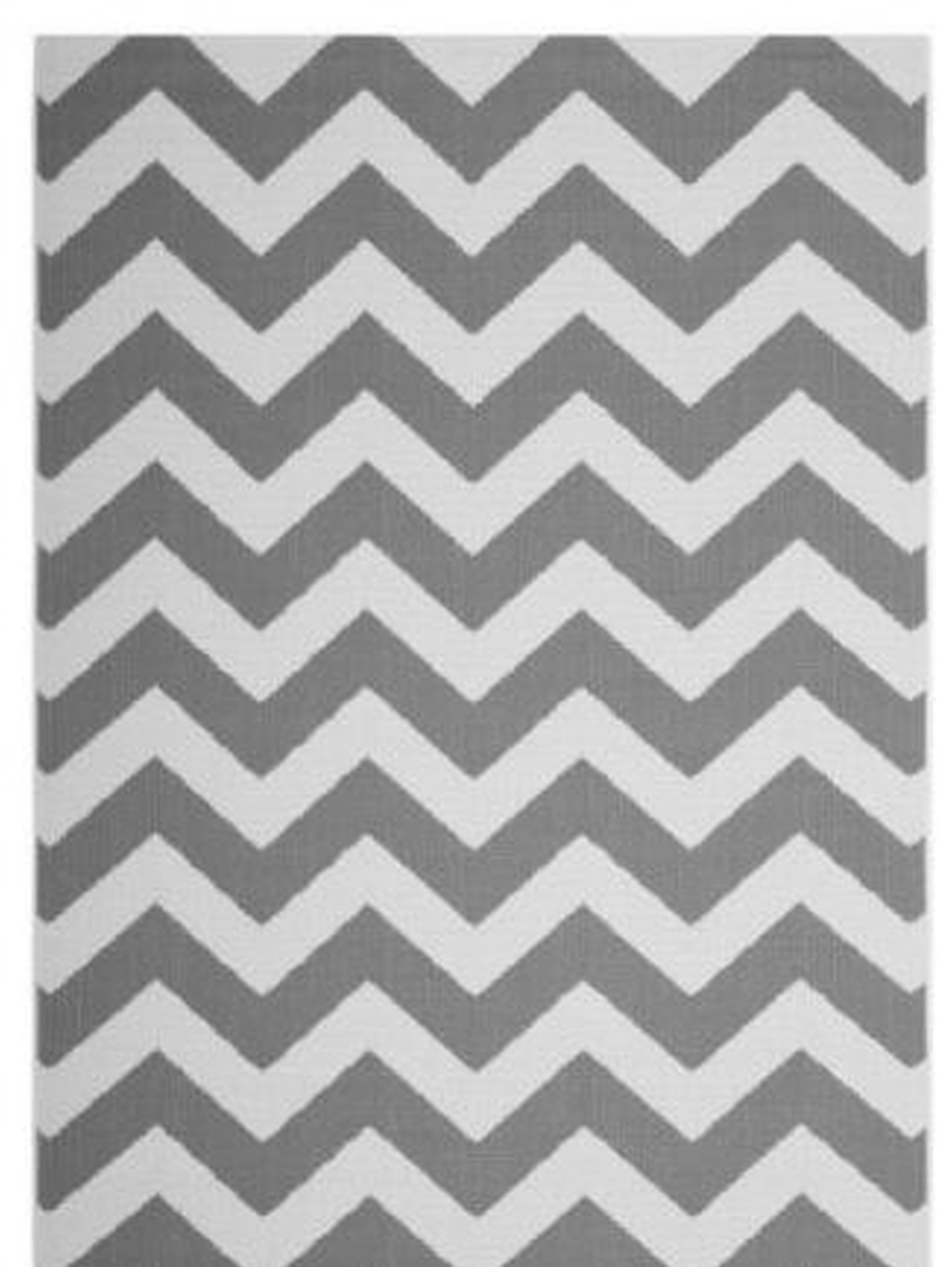 Chevron Rug Decor Astonishing Chevron Rug For Floor Decoration Intended For Black And Grey Chevron Rugs (Image 4 of 15)