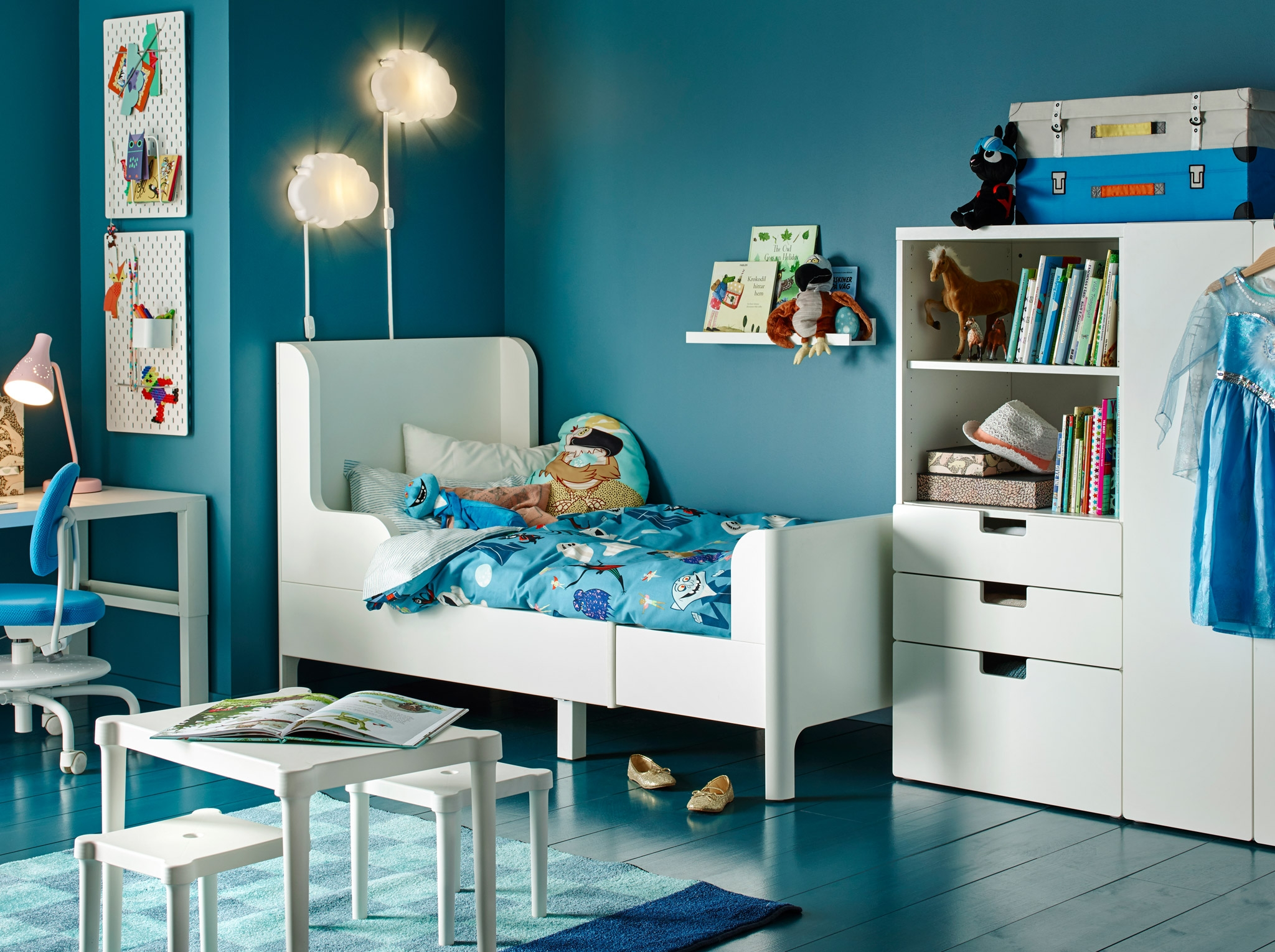 Childrens Furniture Ideas Ikea With Childrens Bedroom Wardrobes (Image 17 of 25)