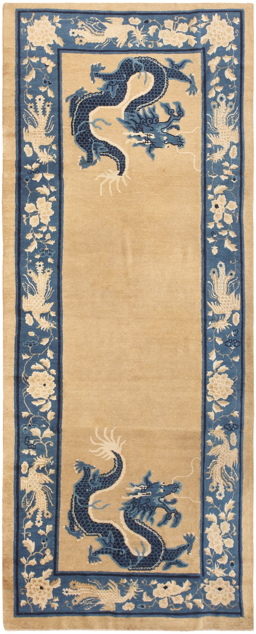 Chinese Rug Antique Chinese Carpet From Nazmiyal Collection Nyc With Regard To Chinese Rugs (View 4 of 15)