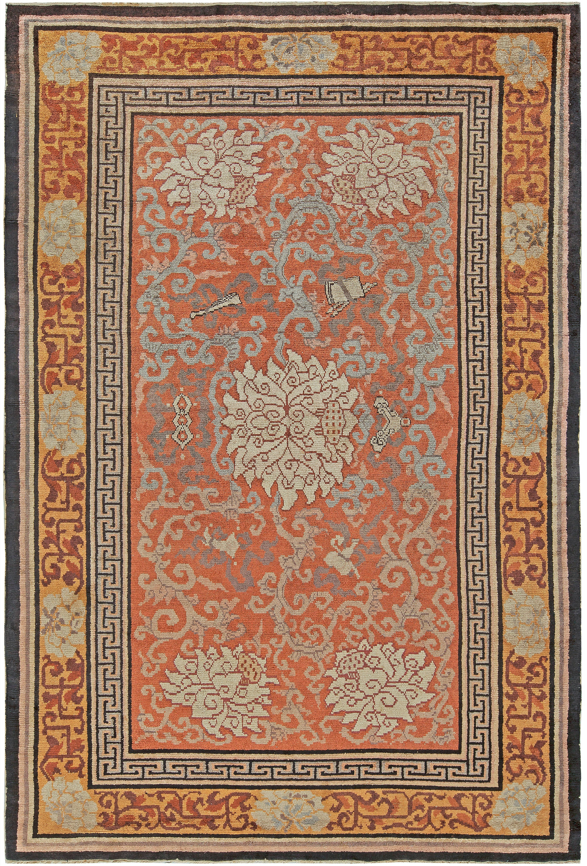 Chinese Rugs From Rug Collection Doris Leslie Blau Pertaining To Chinese Rugs (Image 11 of 15)
